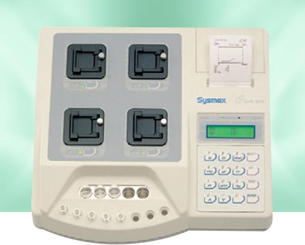 全自動血液凝固分析儀 CA-50 1