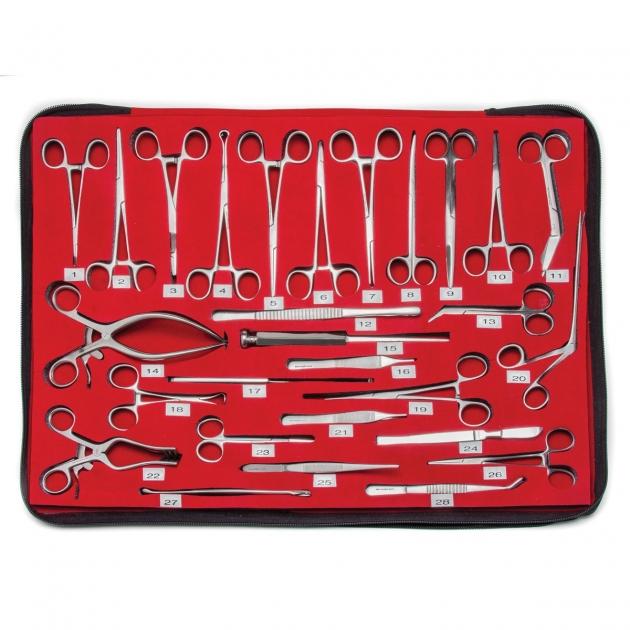 獸醫技術手術器械套組 1